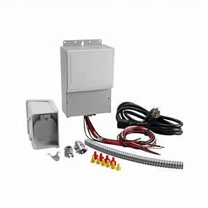 Kohler Manual Transfer Switch Kit  6