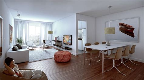 small living dining room ideas living and dining