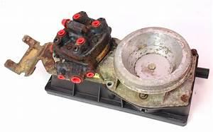 Fuel Distributor Throttle Plate 83