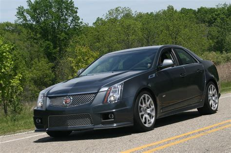 Cts Reviews by Review 2009 Cadillac Cts V Photo Gallery Autoblog