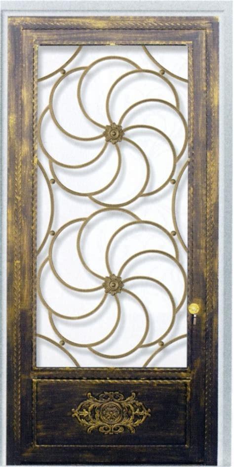 decoration des portes en fer porte en fer forg 233 manon porte en fer forg 233 style classique le grand catalogue porte en