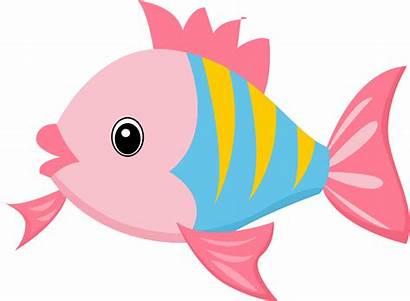 Sea Animals Creatures Under Clip Clipart Transparent