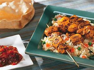 Indian Chicken Kebabs Cookstr com