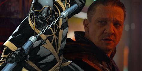 Jeremy Renner Returns For Avengers Endgame Reshoots