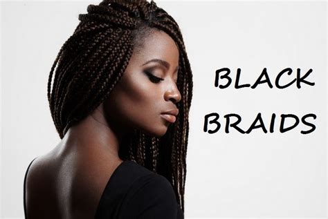100 Captivating Braided Hairstyles For Black Girls (2019