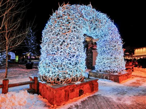 Americas Most Dazzling See Your States Wildest Holiday