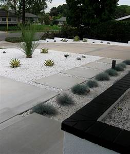 Mid Century Modern front - Midcentury - Landscape - other