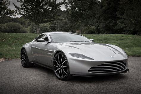 See Inside James Bond's Custom Aston Martin Db10 From