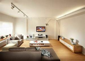 Beleuchtung Im Wohnzimmer : 13 wege wie man die decke h her aussehen l sst ~ Bigdaddyawards.com Haus und Dekorationen