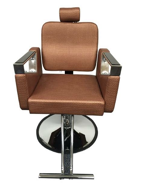 Spa Recliner Chair by Gold Executive Luxurious Reclining Hydraulic Salon