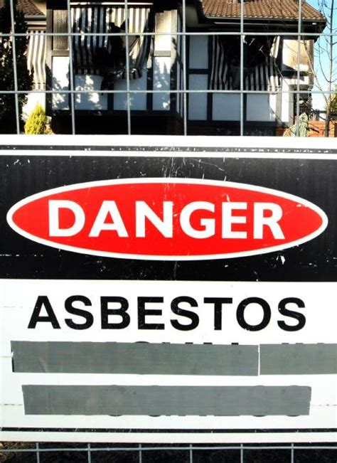 positive asbestos results  rise  border mail