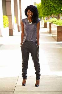 Casual Ways To Wear Jogger Pants 2018 | FashionGum.com