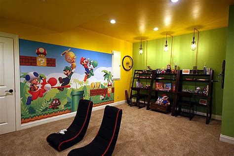 Game Rooms For Kids  Go Back > Gallery For > Kids Video