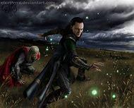 Thor and Loki Fan Art deviantART