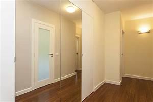 Miroir Adhésif Pour Porte : poser un miroir sur une porte de placard ~ Melissatoandfro.com Idées de Décoration