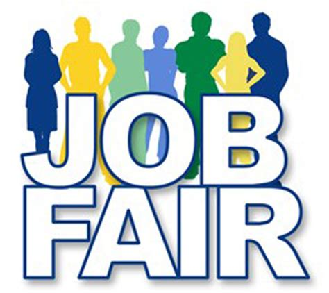 13528 career fair clipart fair more than 600 to be filled at