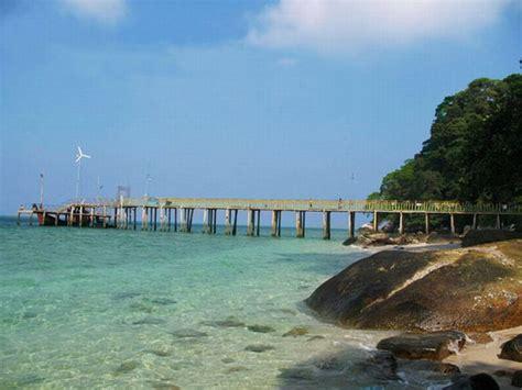 pulau berhalo tempat wisata  indah  mistis dparagon