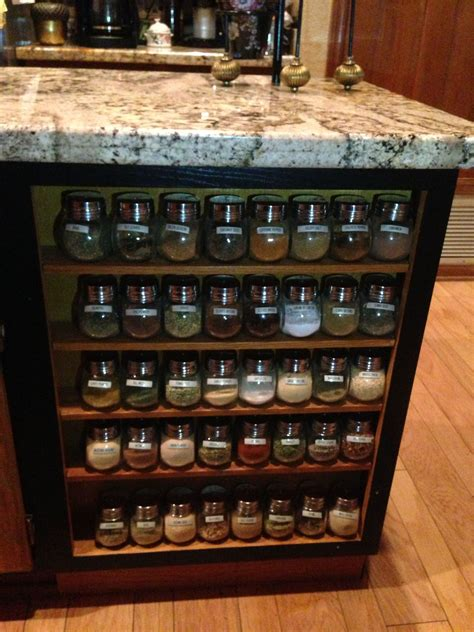 Spice Rack And Spices by Custom Spice Rack For Gourmet Chefs Ghost
