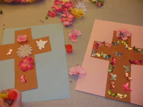 religious preschool religious easter craft for easter think outside 631