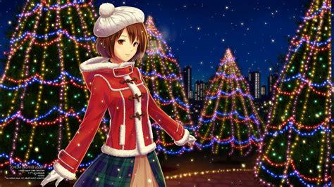 Vocaloid, Christmas, Meiko Wallpapers Hd / Desktop And