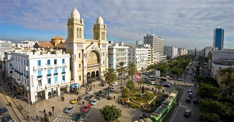 Alerte sécurité : deux attentats à Tunis, au moins 1 mort ...