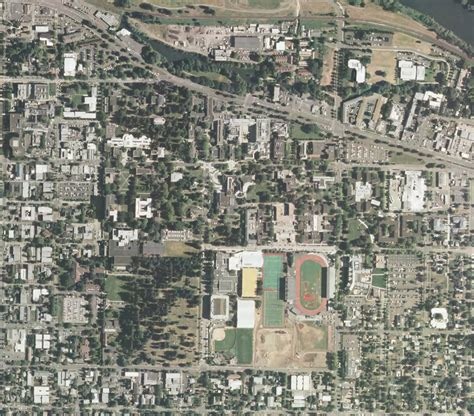 Aerial Photograph Collection | UO Libraries