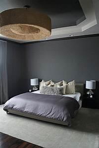 decoration de chambre 55 idees de couleur murale et tissus With deco chambre design adulte