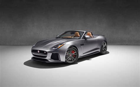 jaguar  type svr convertible wallpaper hd car