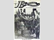 Nazi Illustrierter Beobachter FIFTY issues bound