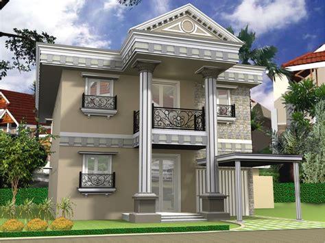 desain rumah minimalis modern type  desain rumah