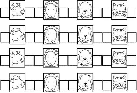 Printable Chocolate Frog Box Pattern