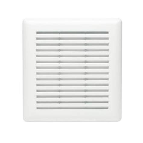 Nutone Bath Fan Upgrade Kit Home Depot by Nutone Replacement Grille For 695 And 696n Bath Exhaust