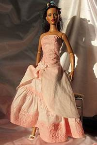 1000 images about barbie on pinterest barbie dress With patron robe princesse