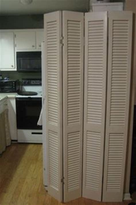 recycle louvered closet doors on shutters