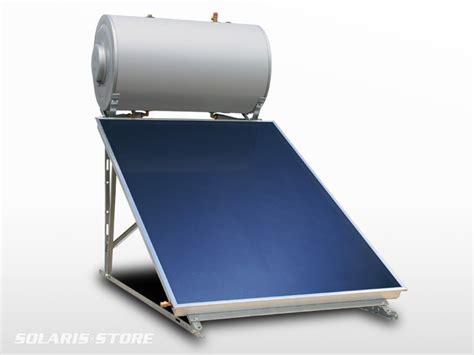 Chauffe-eau Solaire Thermosiphon 160l 1 Capteur * Solaris