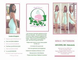 Fundraiser by Mignon Smith Patterson  Bria's AKA Debutante Campaign
