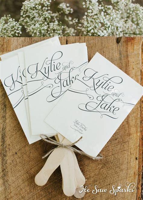 wedding program templates wedding program ideas