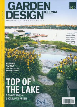 garden design magazine garden design journal magazine subscription whsmith