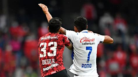 Cruz Azul vs. Toluca: Luis Romo se apenó por la lesión de ...