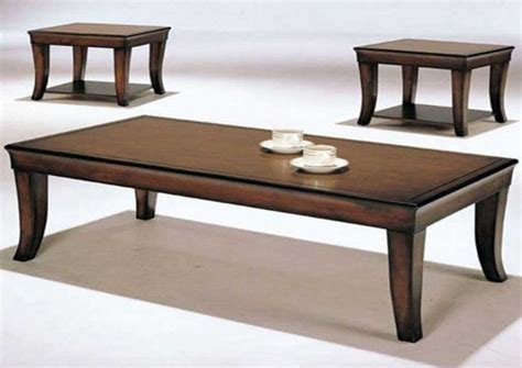 cheap end tables and coffee table sets cheap end tables and coffee table sets in brown finish