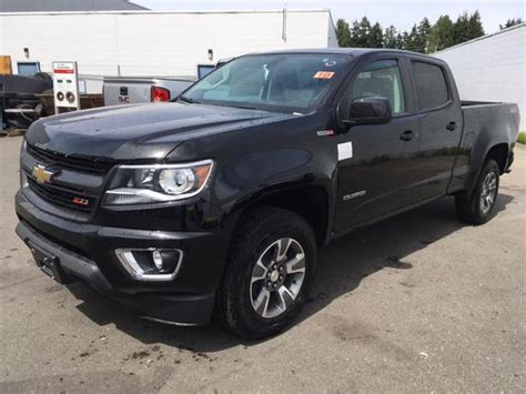 Z71 Colorado Diesel by New Chevrolet Colorado Z71 Duramax Diesel Crew Cab 4x4
