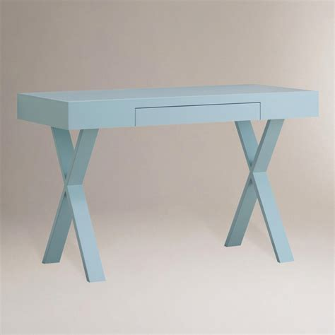 World Market Josephine Desk by Light Blue Josephine Desk World Market Living Spaces