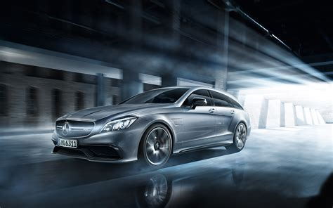 Mercedes Cls Class Backgrounds by Cls Klasse Shooting Brake
