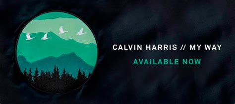 """Front Row Live Entertainment  Calvin Harris Releases """"my"""