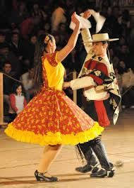 bailes tradicionales chilenos