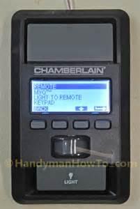 chamberlain belt drive garage door opener review part 3