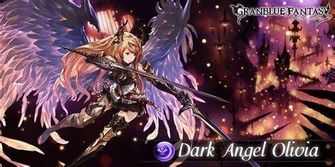 dark angel olivia raid granblue fantasy wiki