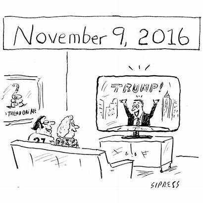 Cartoons Trump Cartoon Election Political October Presidential