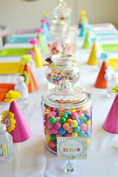 decoration avec des bonbons la bonbonni 232 re en verre une touche mignon pour votre maison archzine fr