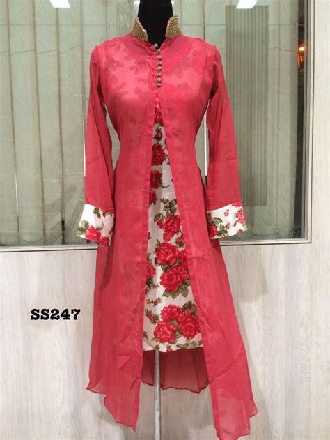 indian kurti model dress designer dresses indian pink